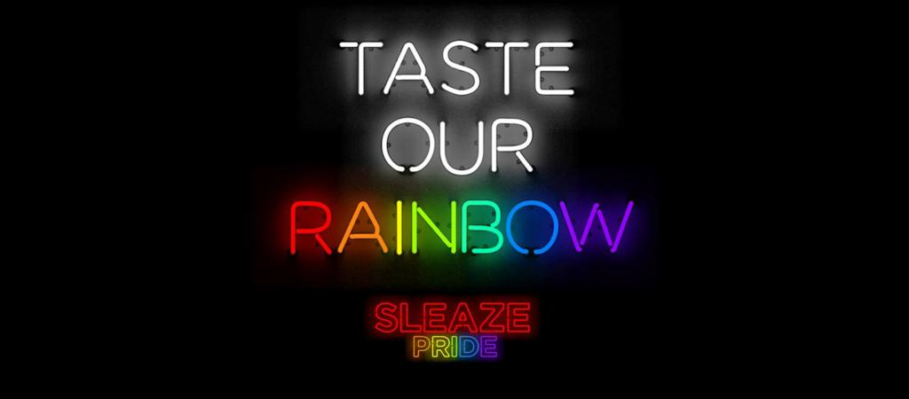 Sleaze: Pride Edition - Taste Our Rainbow with Tommy Cornelis, The Barber Streisand, Keenan, Lemz and The Moon Baby at Wonderland Ballroom
