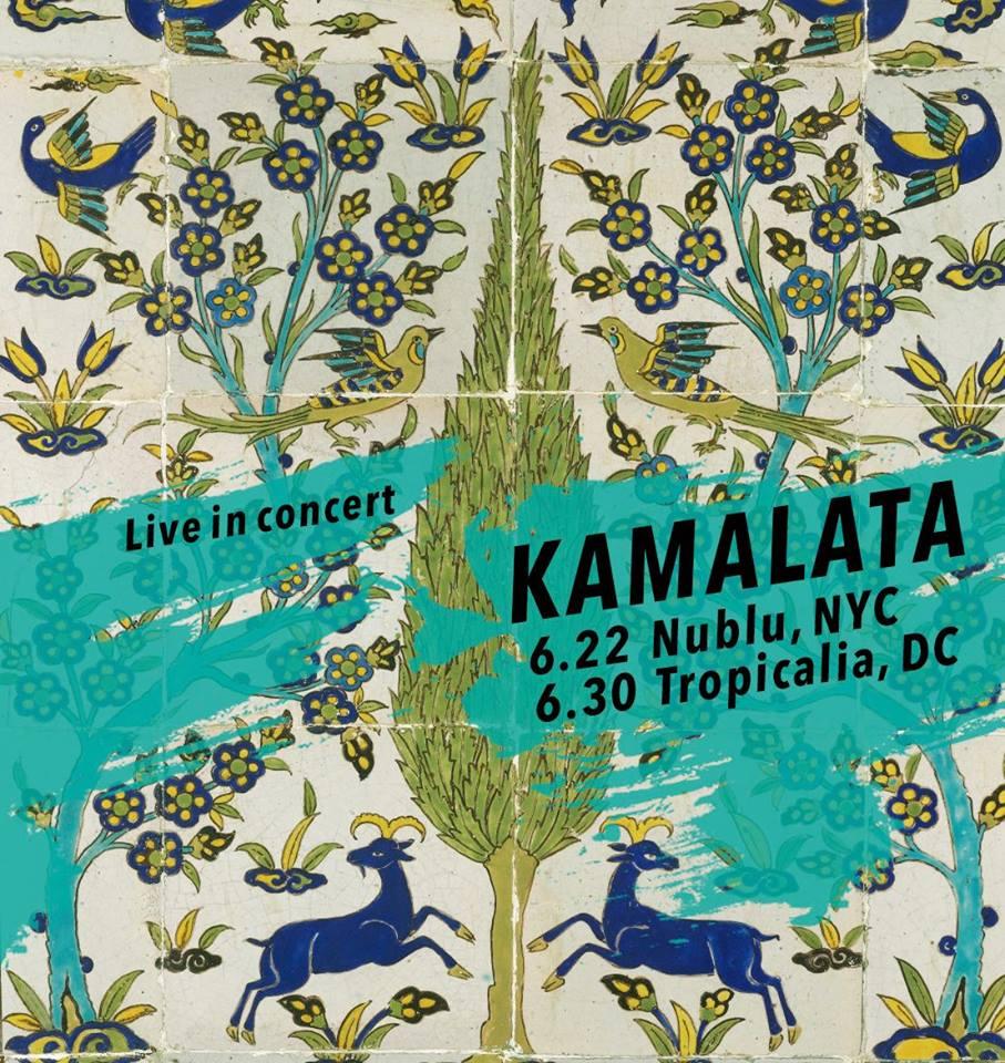 Kamalata Live at Tropicalia