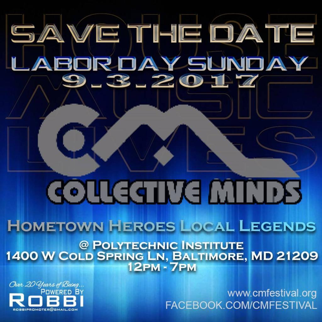 Collective Minds Festival 2017 at Baltimore Polytechnic Institute
