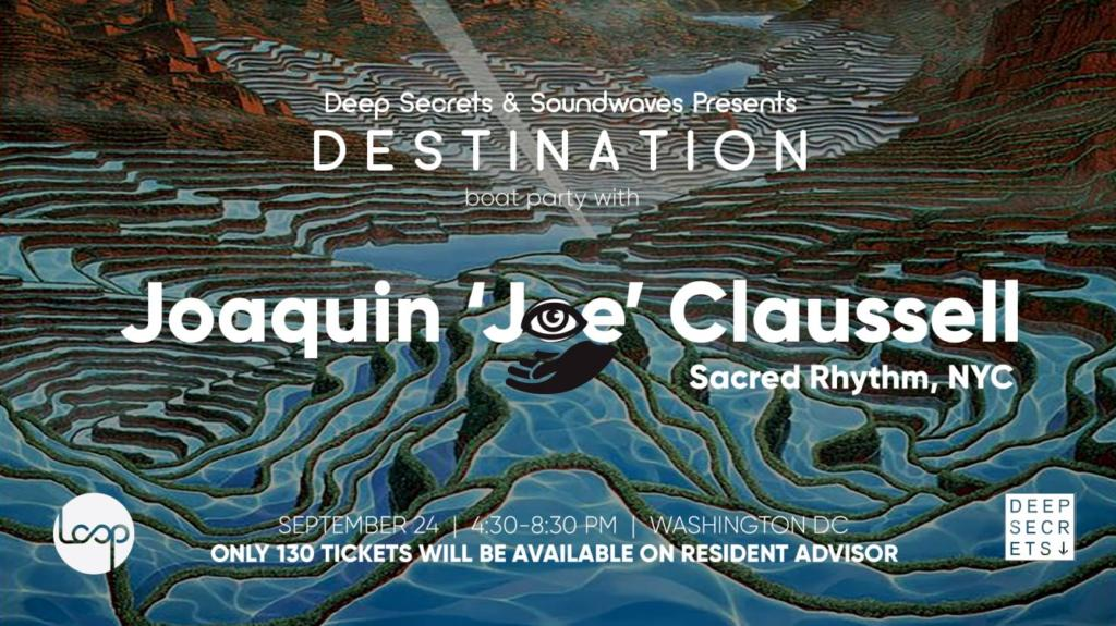 destination joe claussell