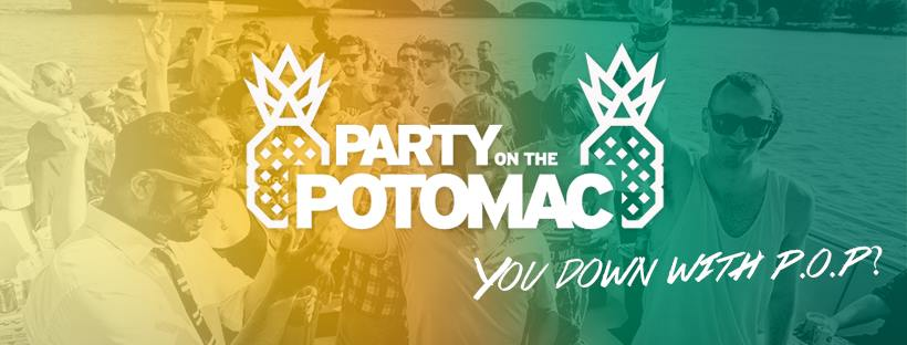 Party on the Potomac 20: Summer Closeout with Lizzie Curious and Mark Pieman
