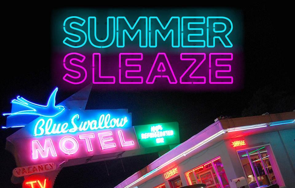Summer Sleaze wth Michael Romano, Keenan Orr & Lemz at Wonderland Ballroom
