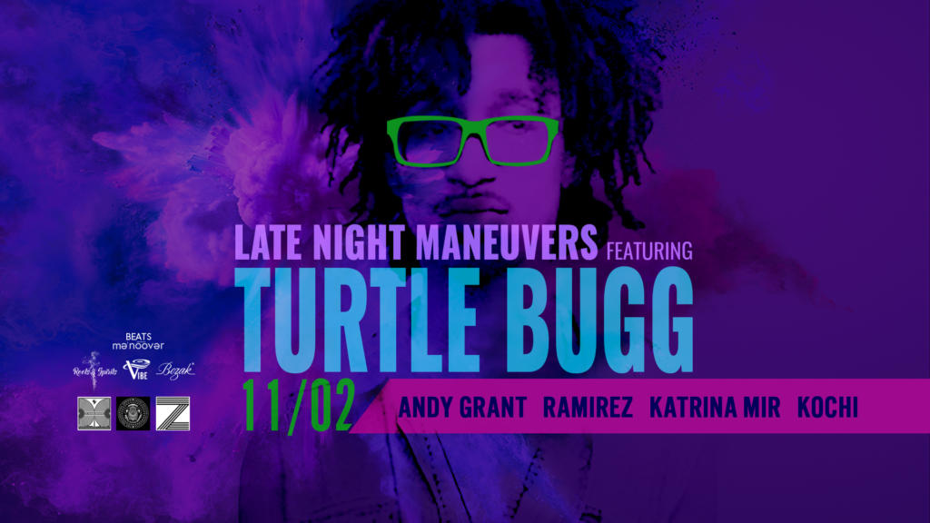 Late Night Maneuvers with Turtle Bugg