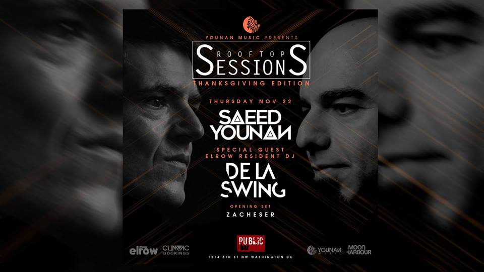 saeed younan rooftop sessions