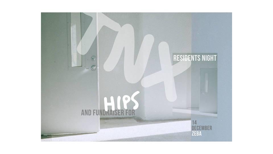 TNX residents night Hips fundraiser