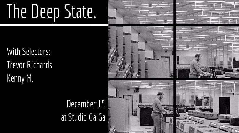 the deep state studio ga ga