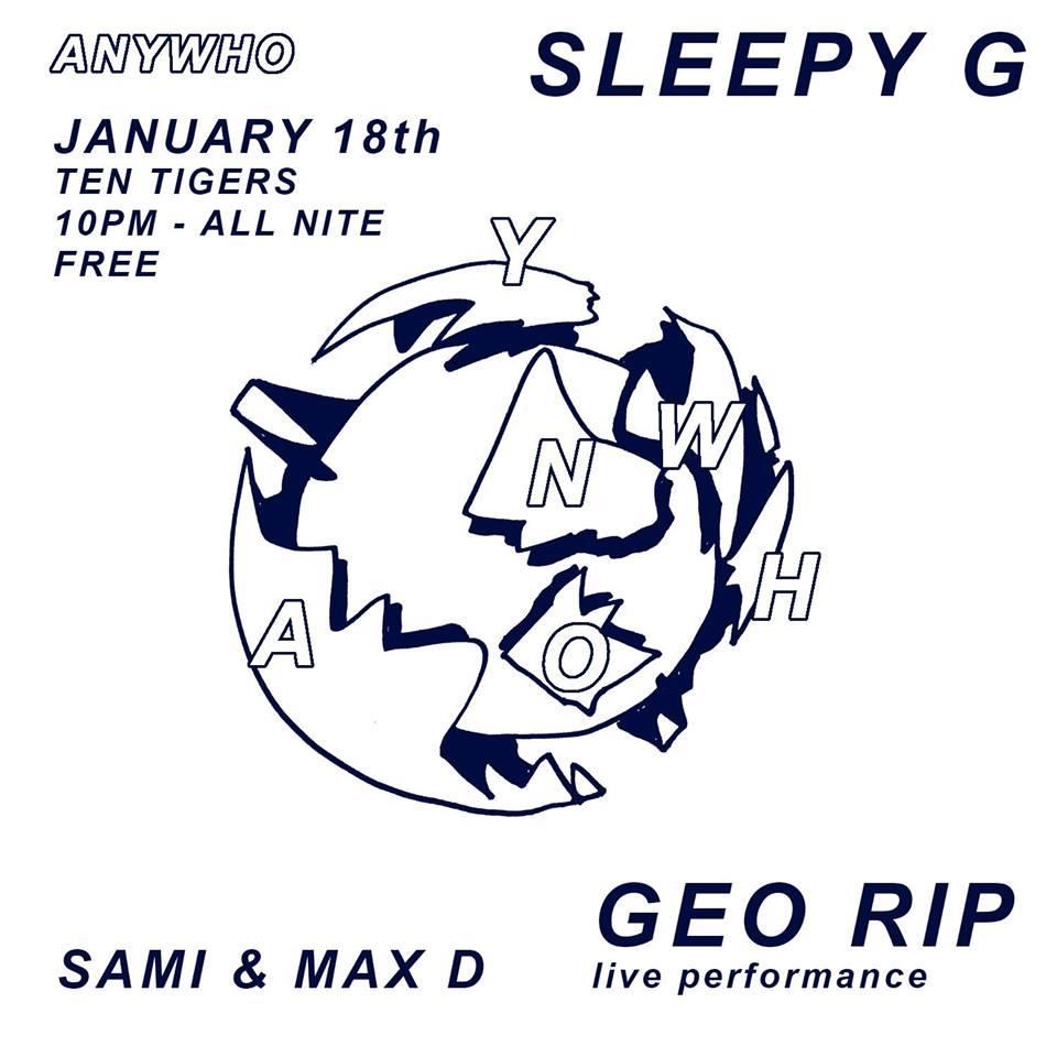 Anywho Geo Rip Sleepy G