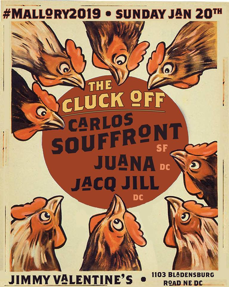 The Cluck Off Carlos Souffront