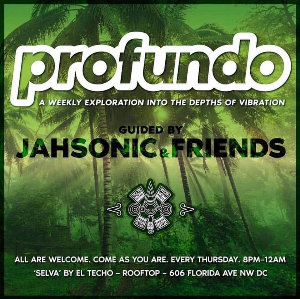 Profundo Jahsonic & Friends