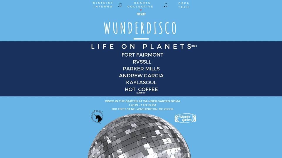 Wunderdisco Life on Planets