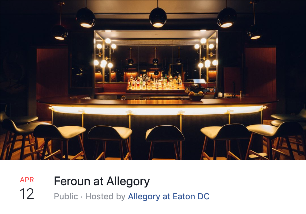 Feroun at Allegory