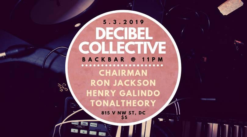 decibel collective backbar