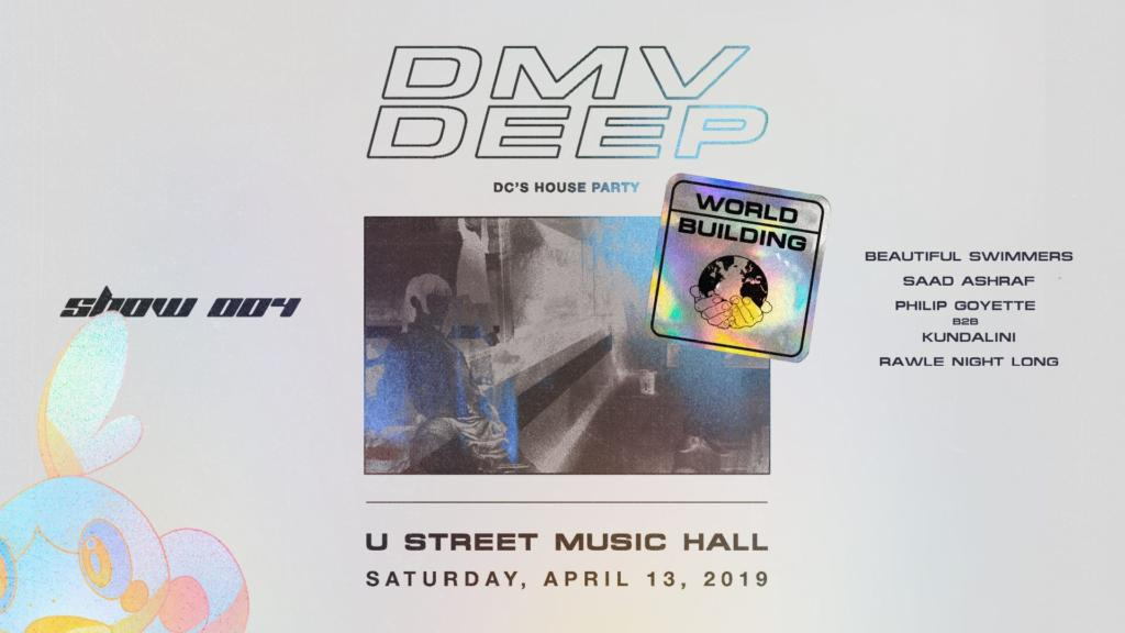 dmv deep at u street music hall