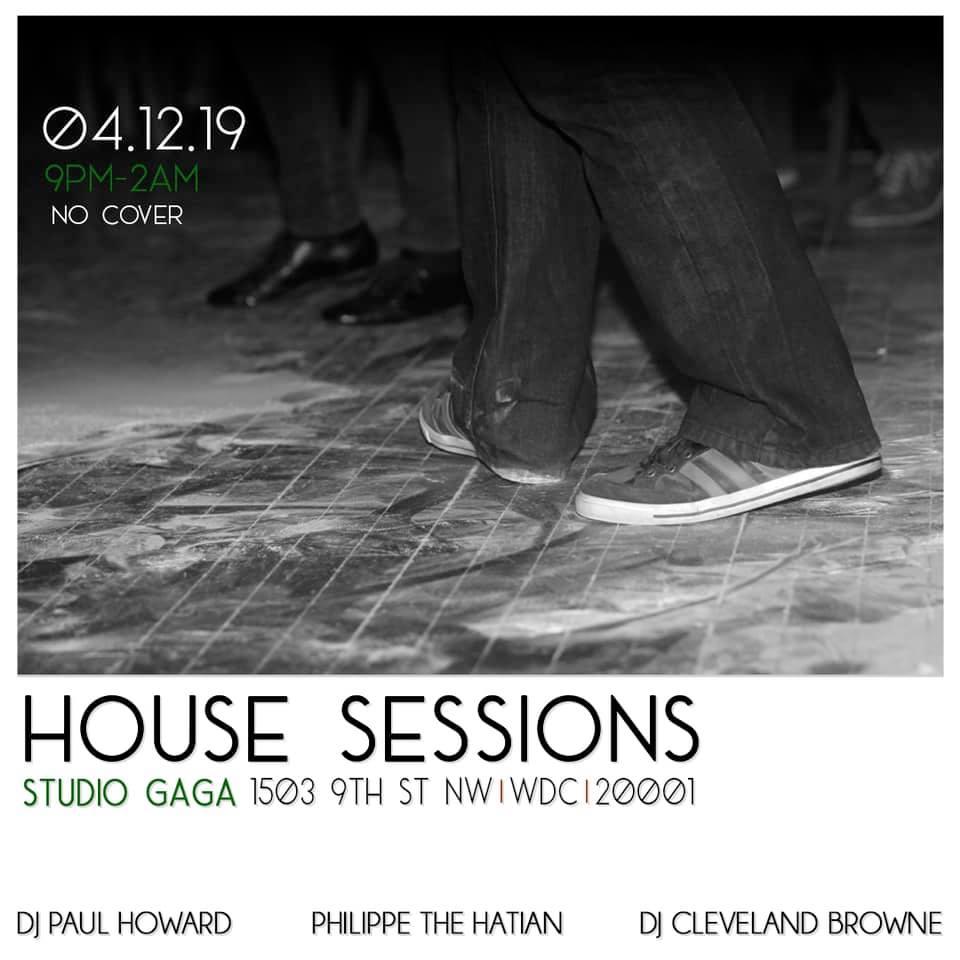 house sessions at studio ga ga