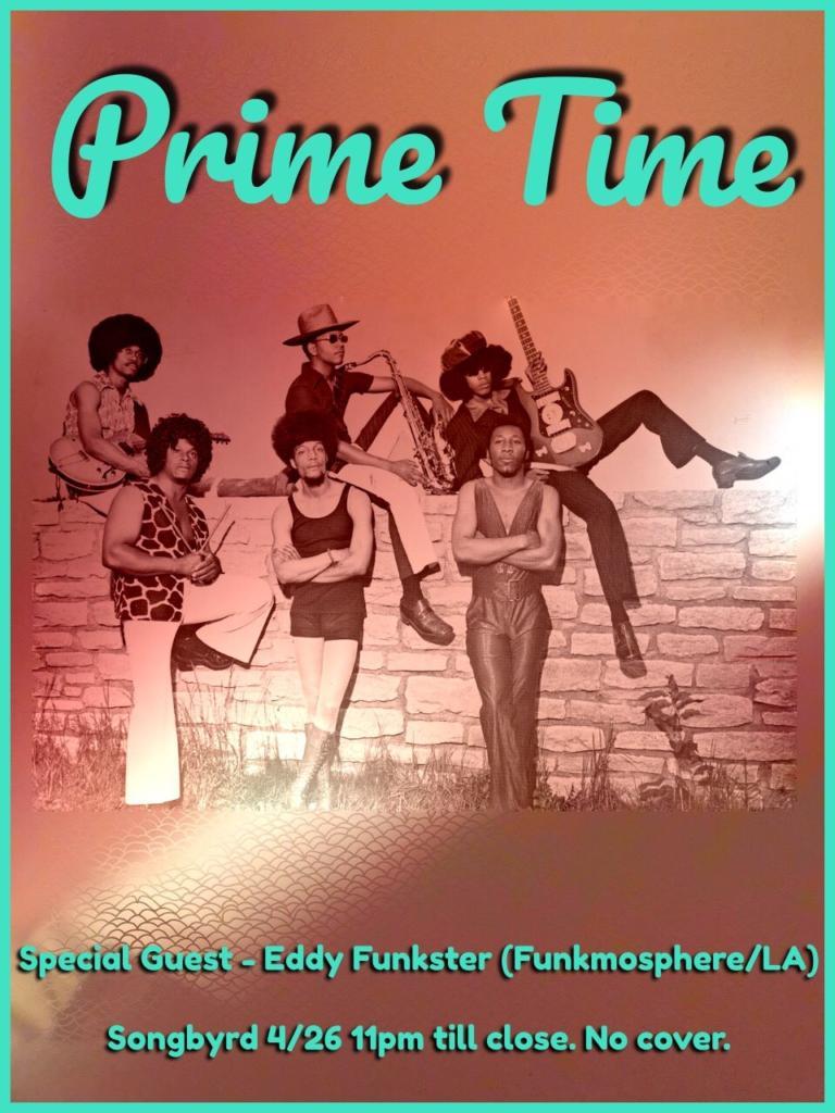 prime time eddie funkster