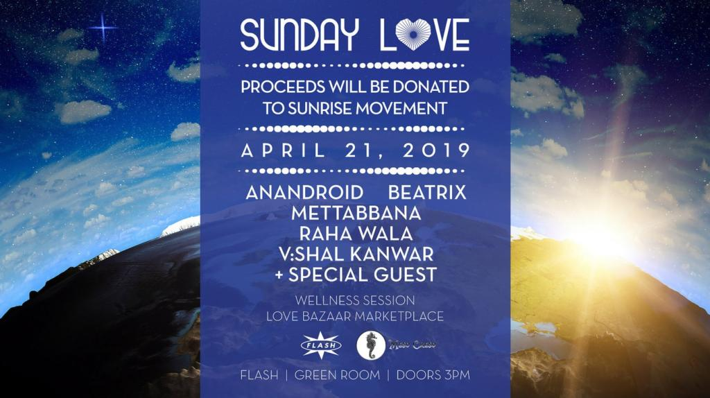 sunday love earth night special