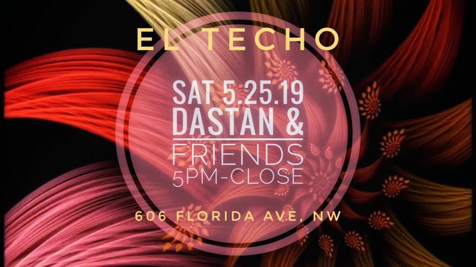 dastan and friends el techo