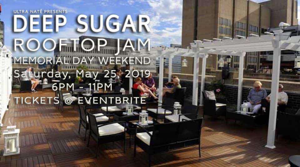 deep sugar rooftop jam