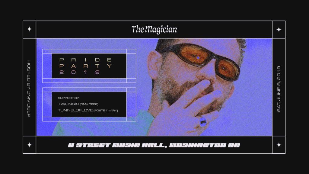 The magician u street music hall