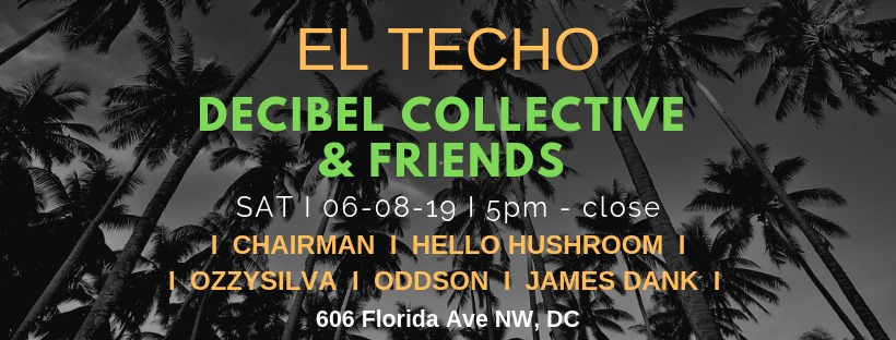 decibel collective and friends