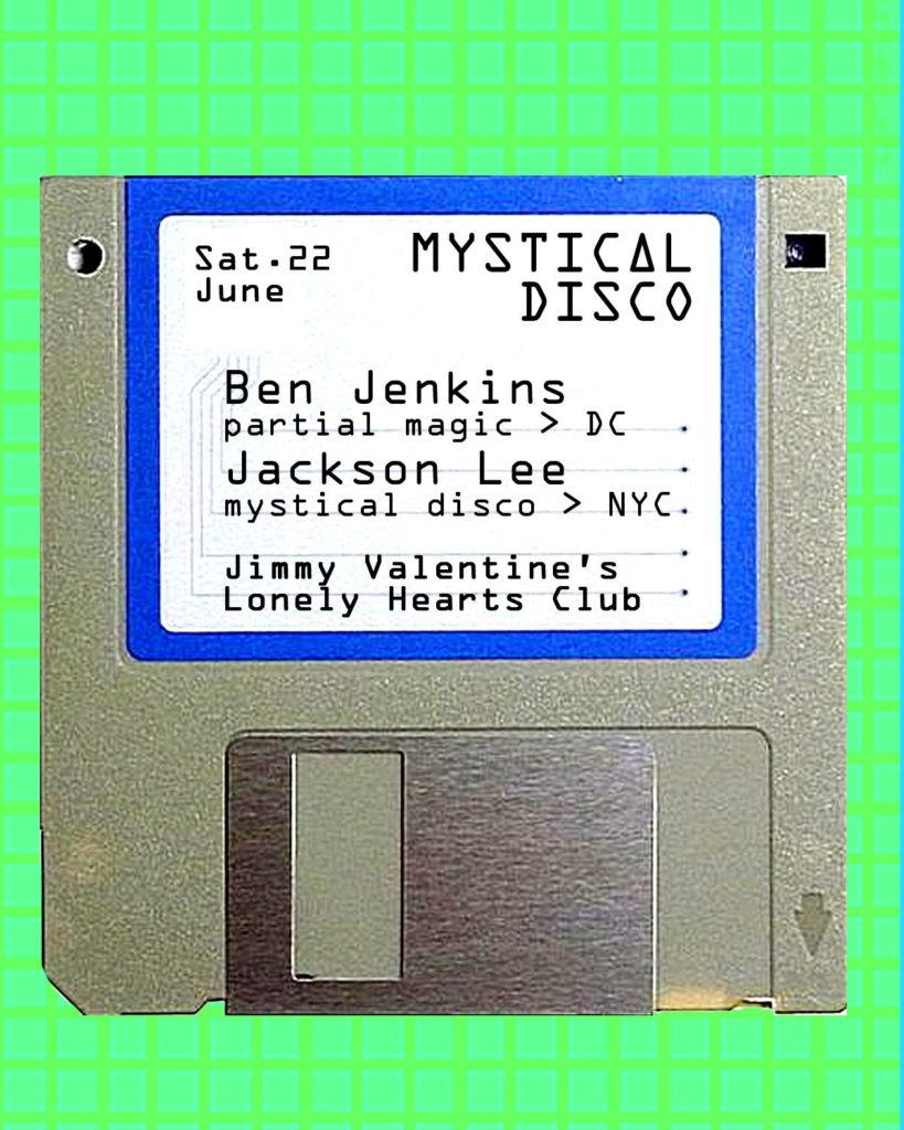 mystical disco at jimmy valentines