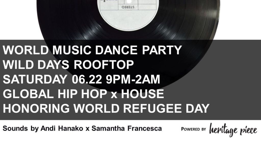 world music dance party