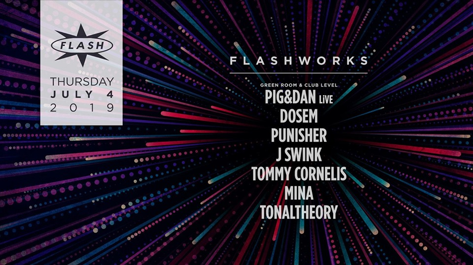 flashworks 4th july