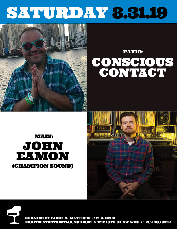 ESL Saturday with Conscious Contact