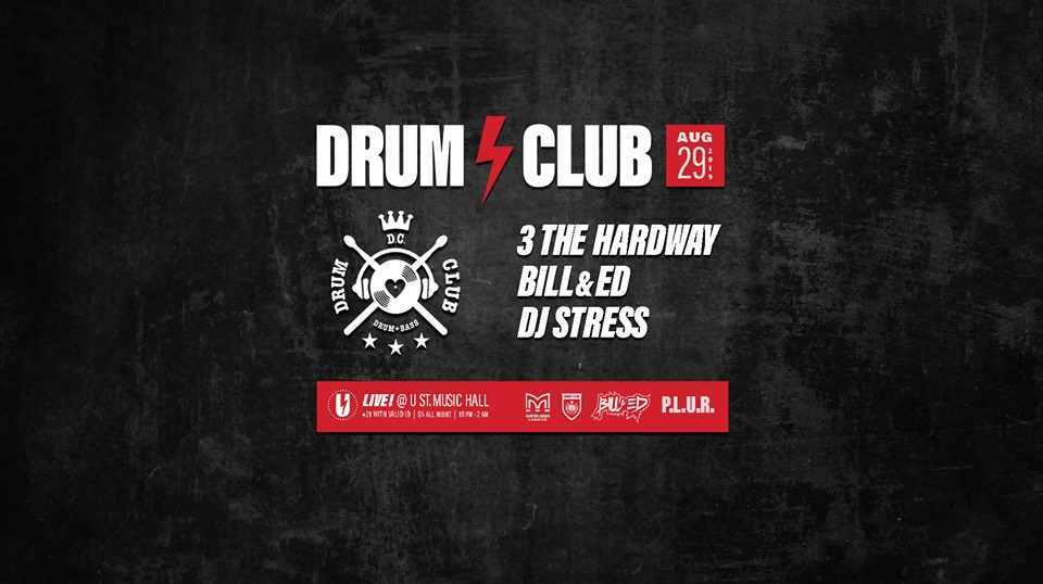 drum club at u street music hall