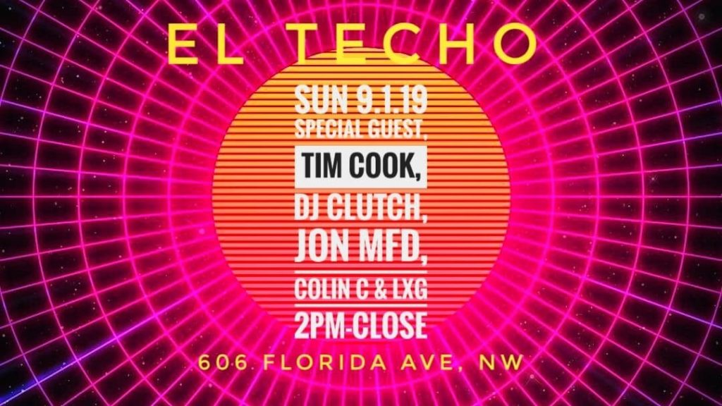 labor day sunday at el techo