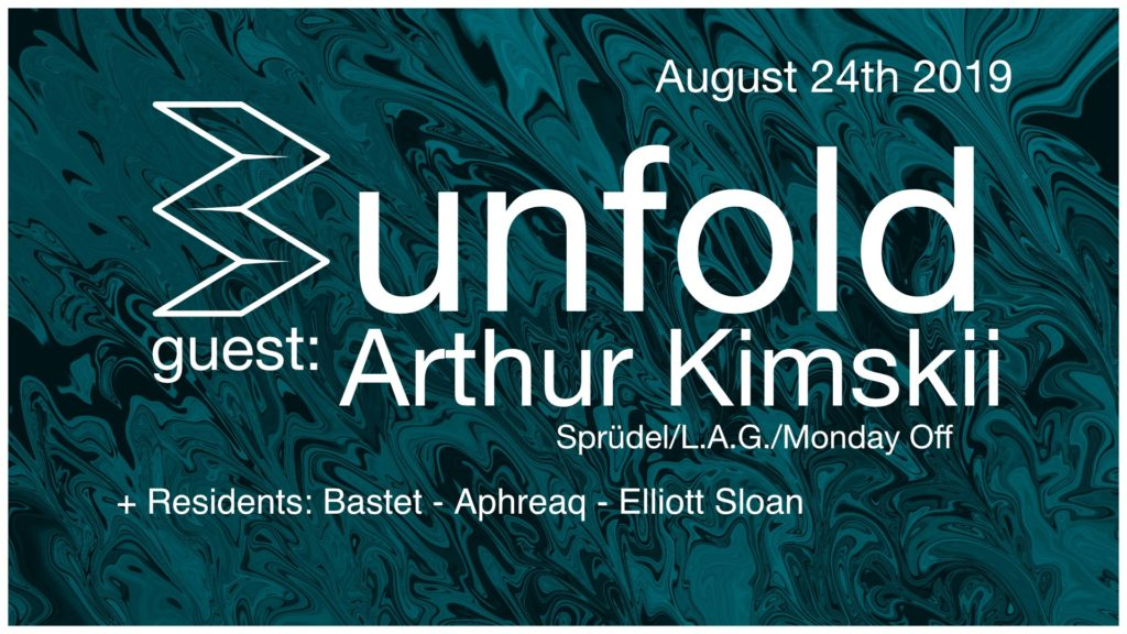 unfold with arthur kimskii