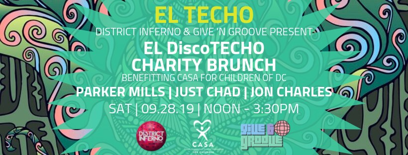 ElDiscoTecho Charity Brunch