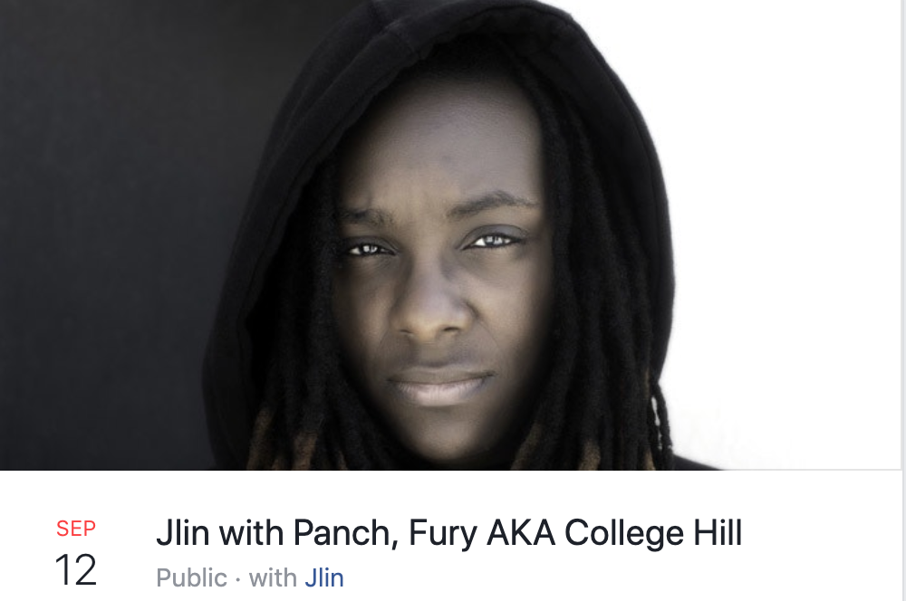 Jlin with Panch at u street music hall