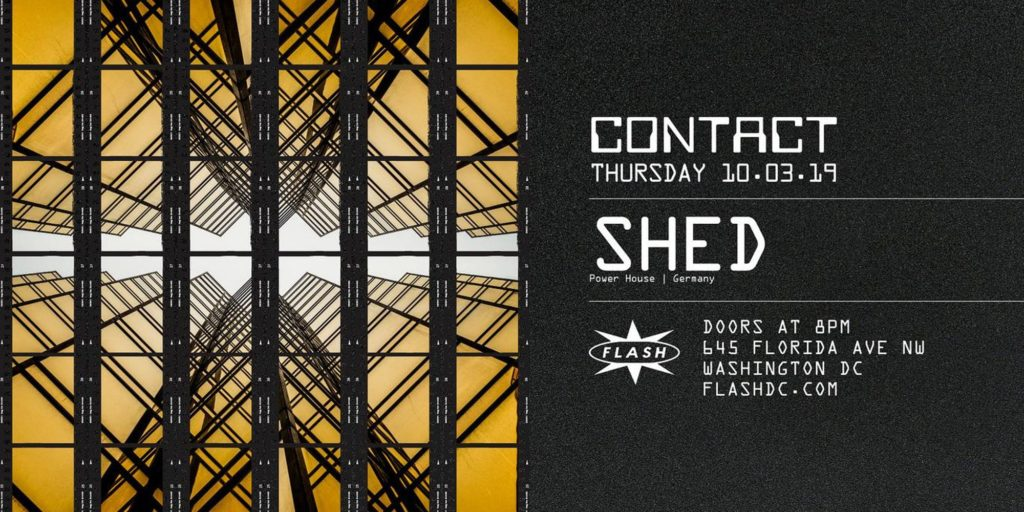 contact with shed