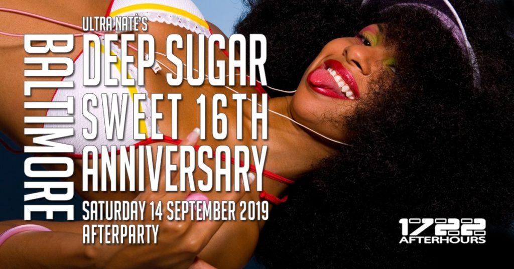 deep sugar sweet 16
