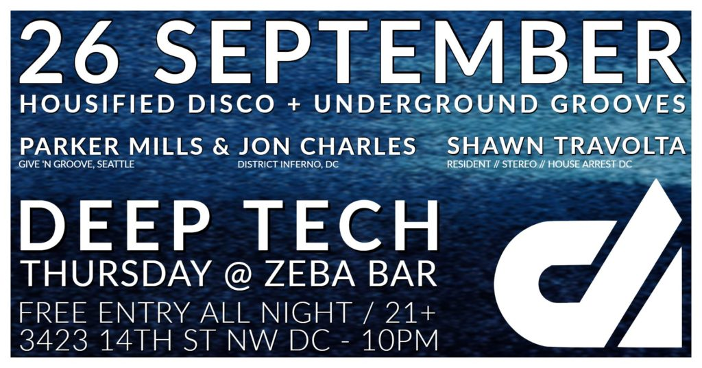 deep tech residents night