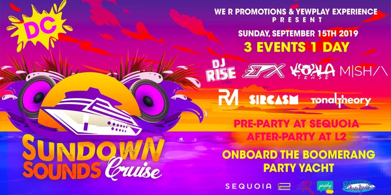 sundown sounds cruise