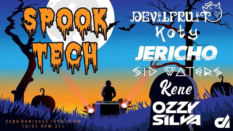 Deep Tech presents Spook Tech