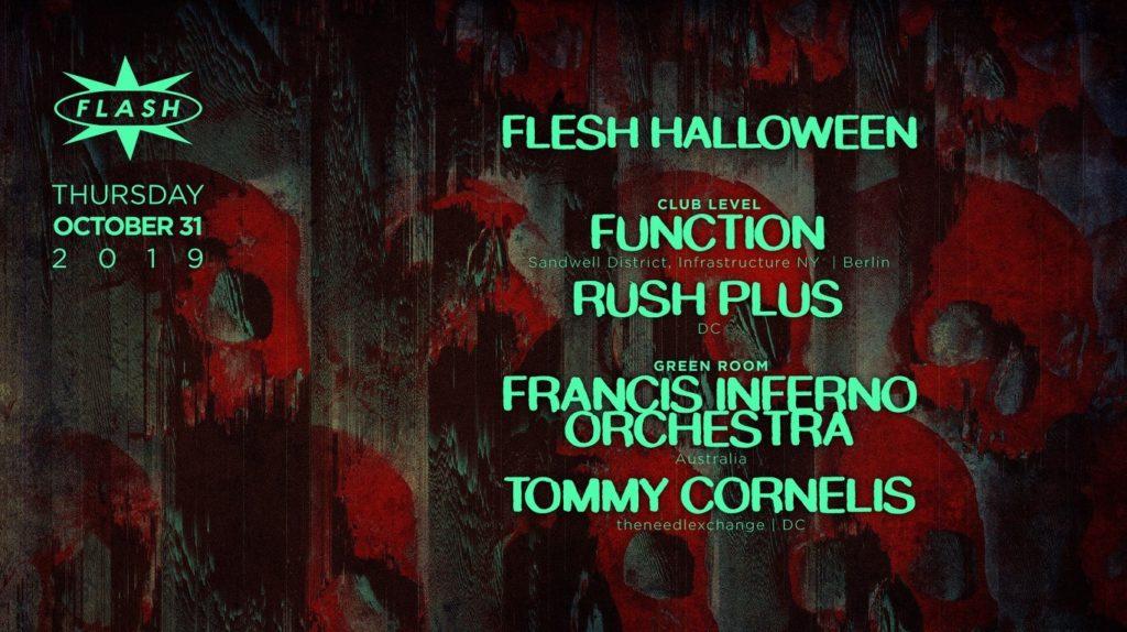 Flash Halloween