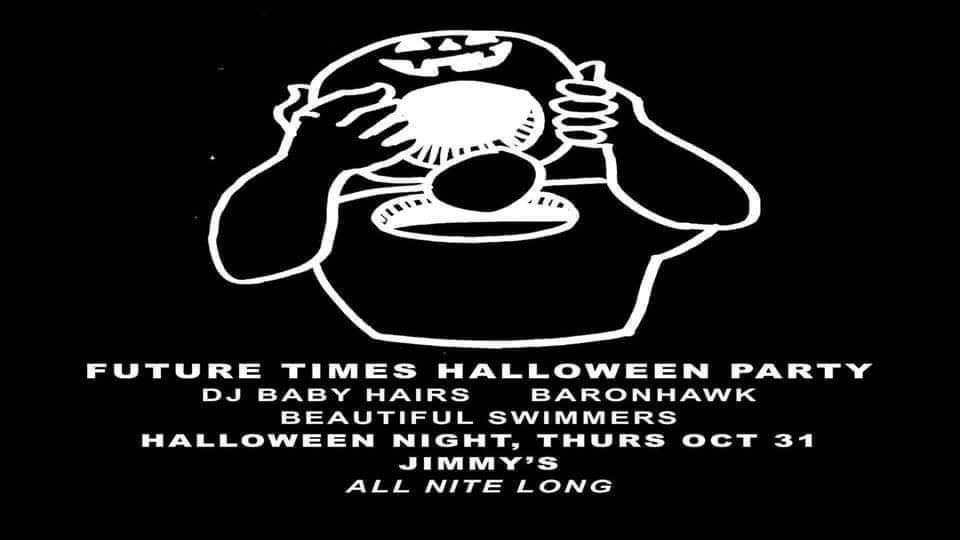 Future Times Halloween Party
