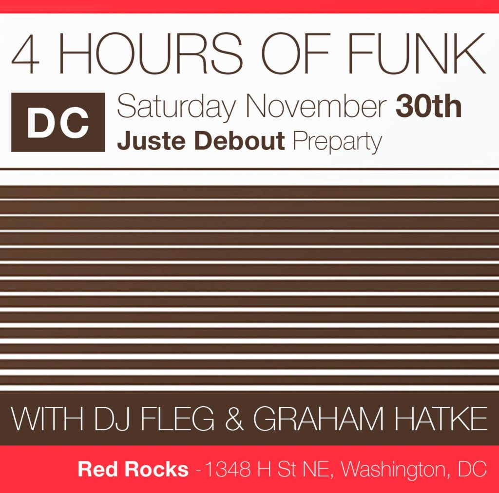 4 hours of funk dc
