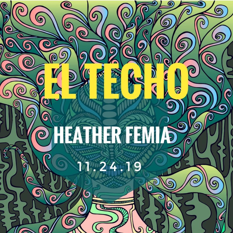 heather femia at el techo