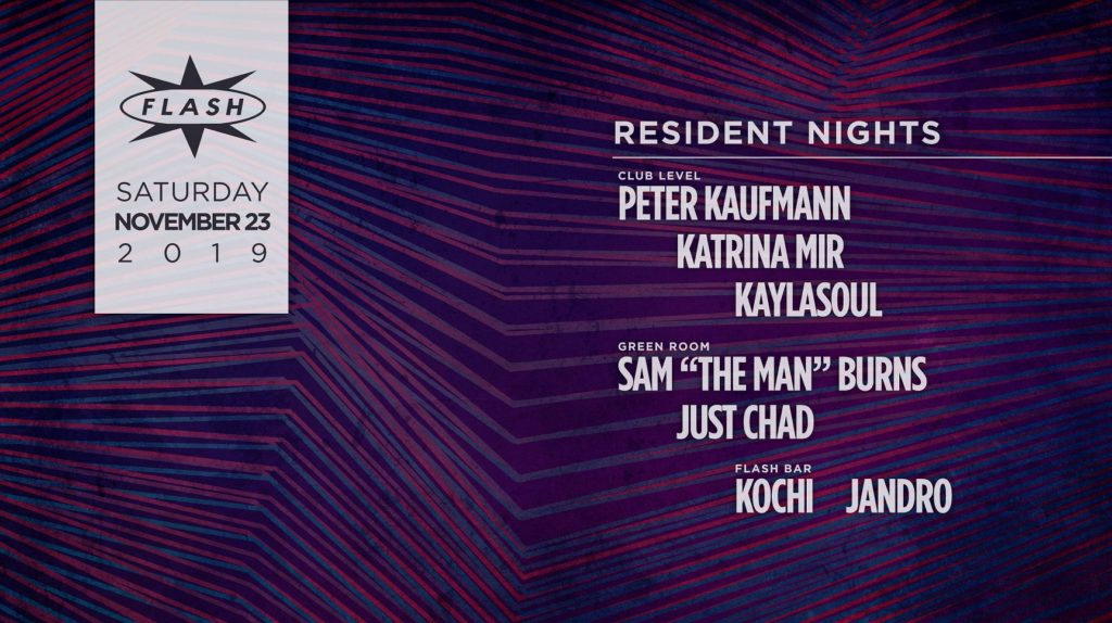 resident nights at flash