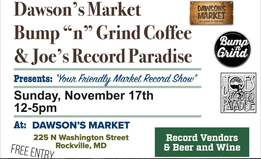 your friendly market record show