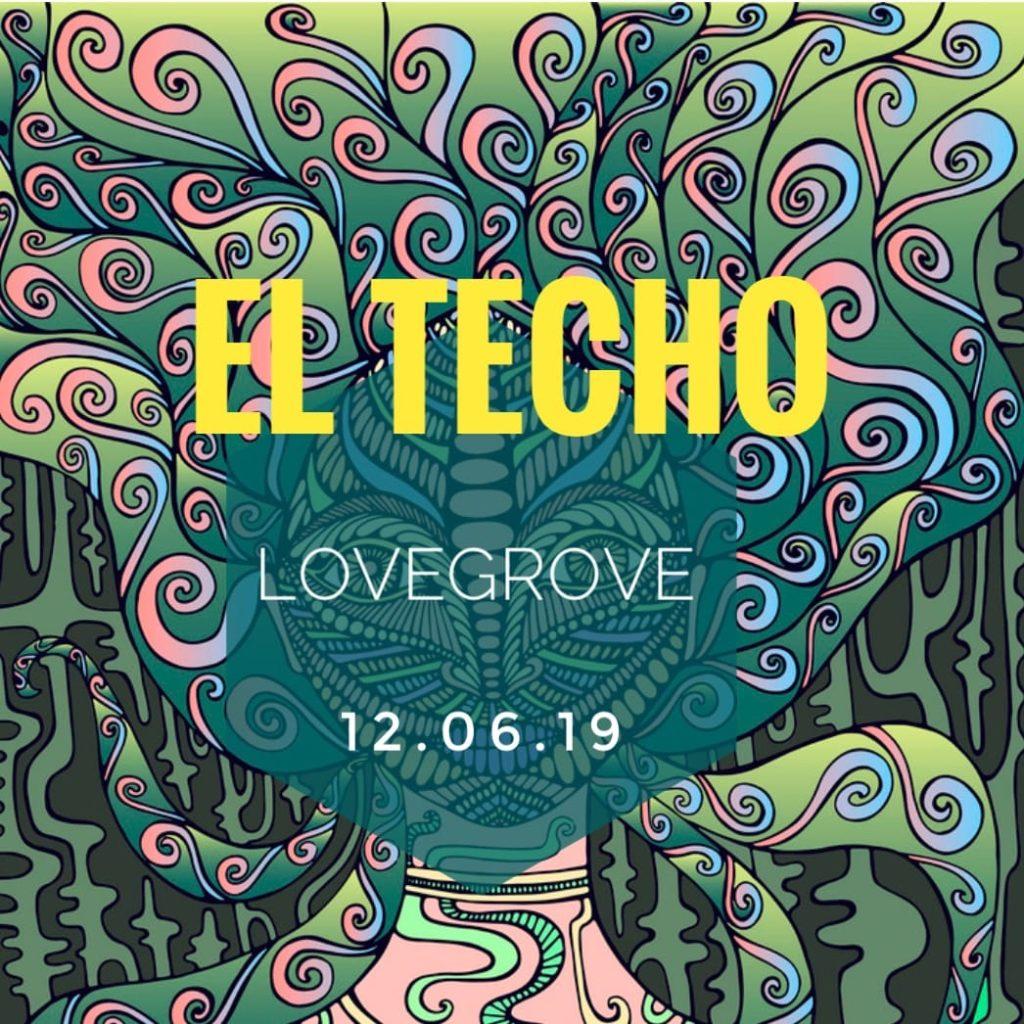 lovegrove at el techo