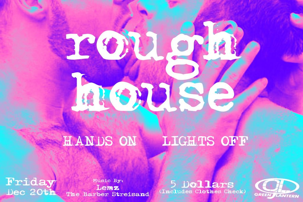 rough house 12-20